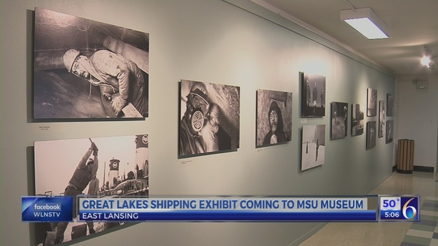 Great Lakes shipping exhibit coming to MSU