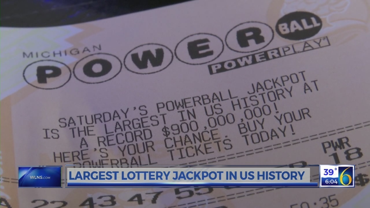 Powerball Fever Spreads Across Mid Michigan