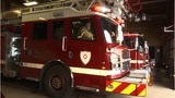 Man catches on fire while burning leaves in Michigan