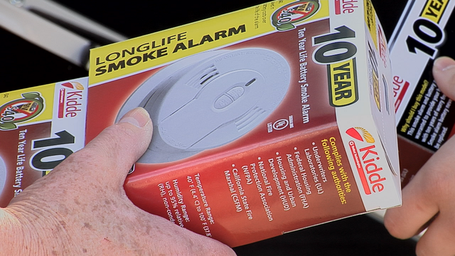 The Michigan Fire Marshal campaign to keep mother's safe