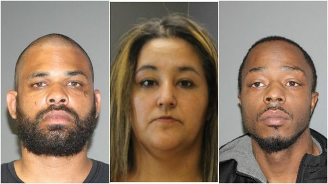 Crime Stoppers: 3 wanted for felonies
