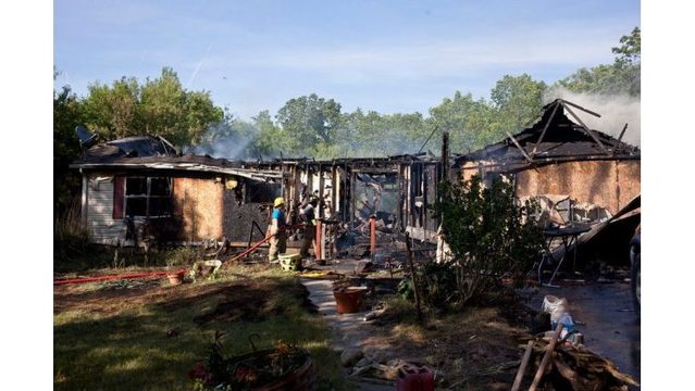 Wife of former Jackson Police officer dies in house fire