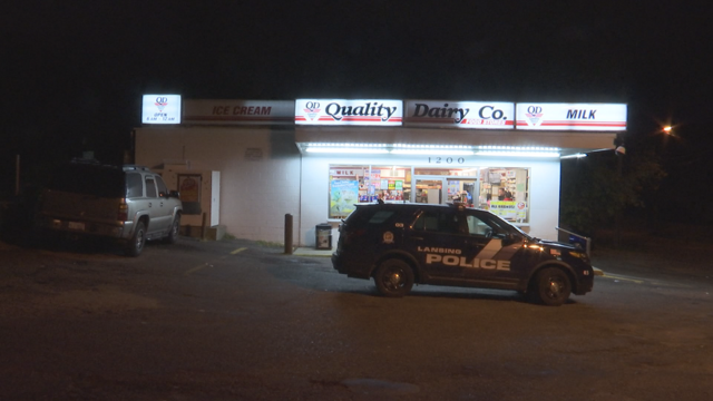 Employee at Quality Dairy robbed at gunpoint, suspect flees with cash