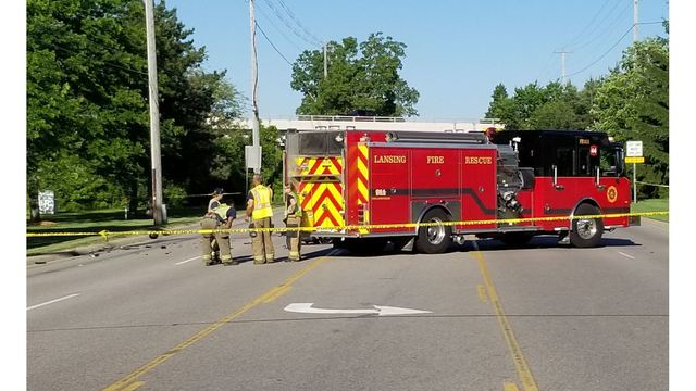 UPDATE: Police identify Lansing man who died in motorcycle accident
