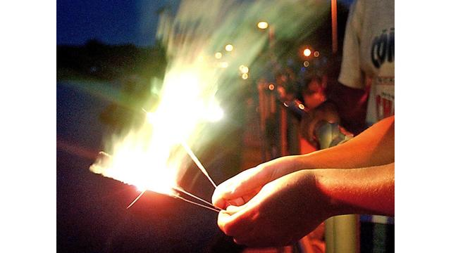 STATE FIRE MARSHAL: Safety first when handling fireworks