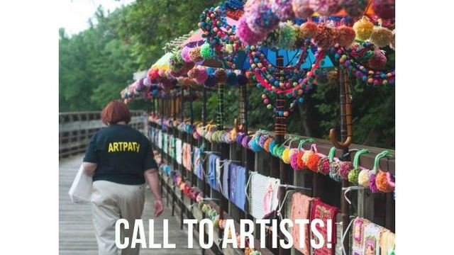 Call to artists for ARTpath